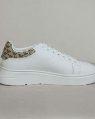 sneakersy emporio armani biale 7