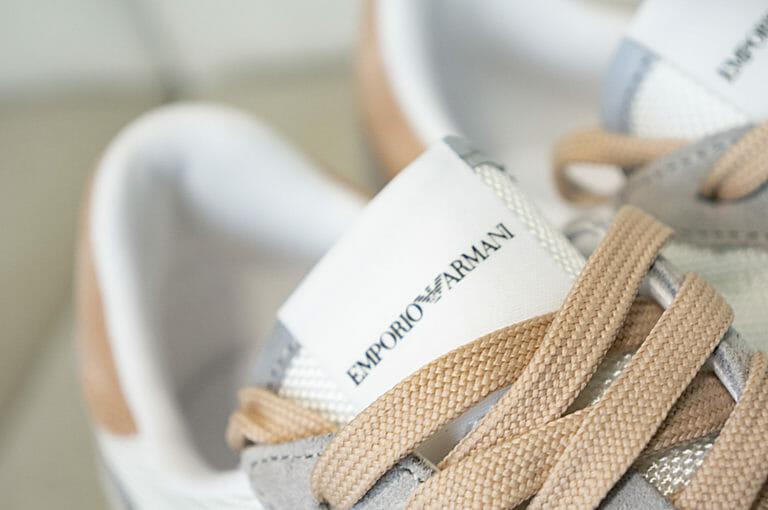emporio armani damskie buty sportowe 1