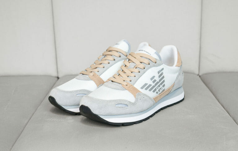 emporio armani damskie buty sportowe 4