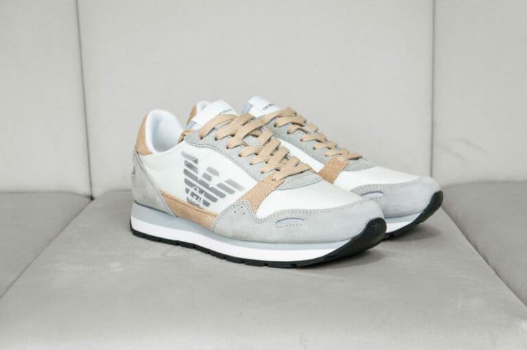 emporio armani damskie buty sportowe 5