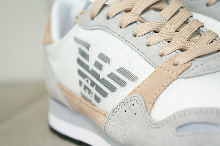 emporio armani damskie buty sportowe 6