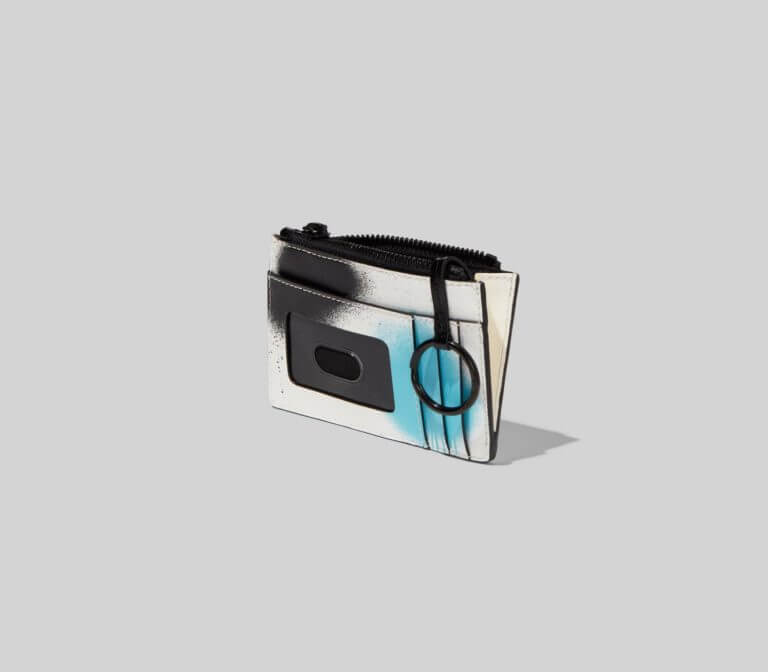 Mini portfel marc jacobs spray 2