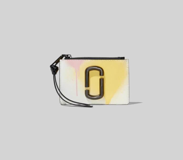Mini portfel marc jacobs spray