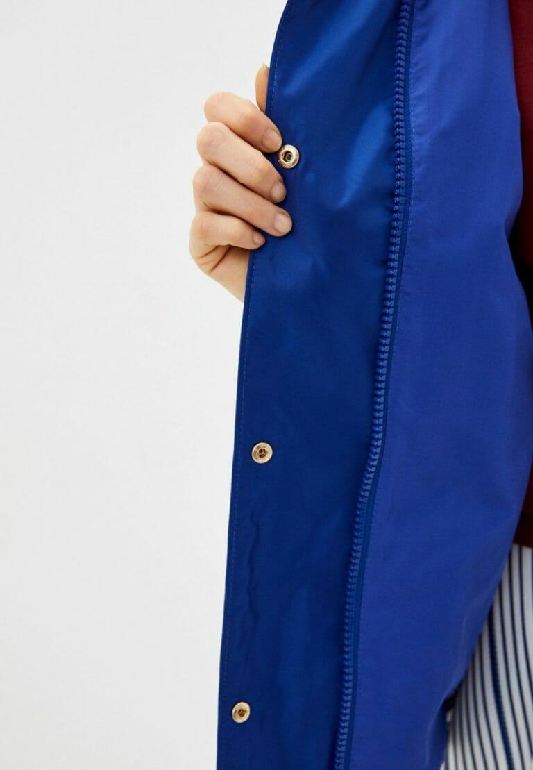 elisabetta franchi niebieska kurtka chabrowa kobaltowa 5