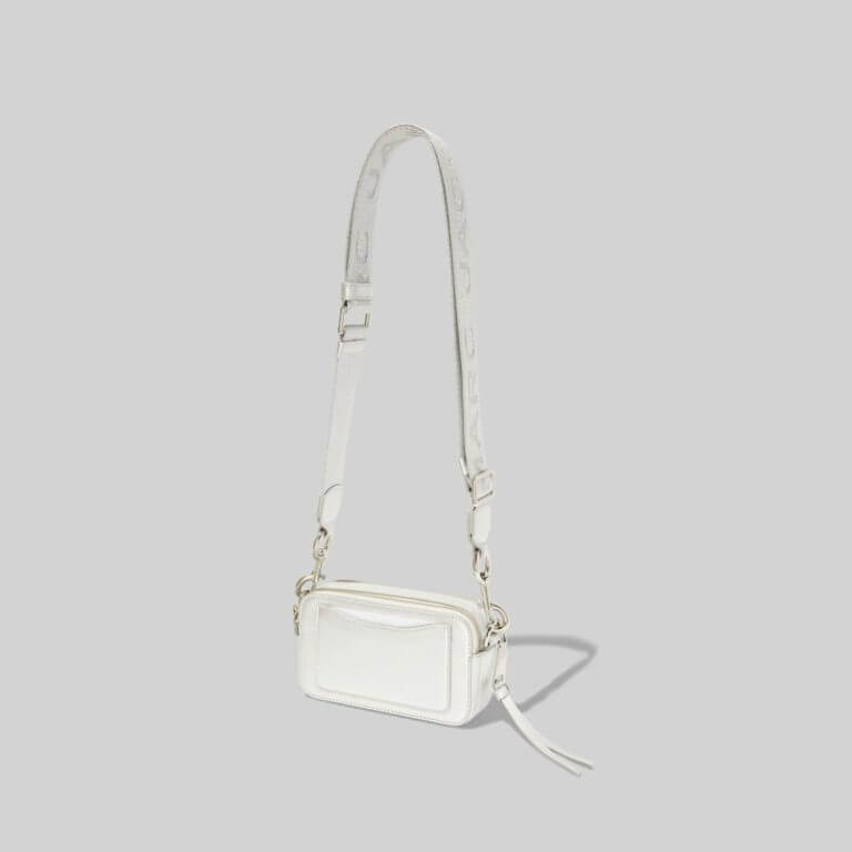 srebrna torebka marc jacobs 3