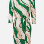 Sukienka mini z printem - Elisabetta Franchi