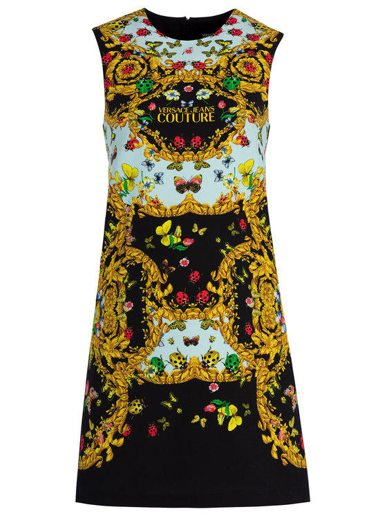 sukienka letnia versace