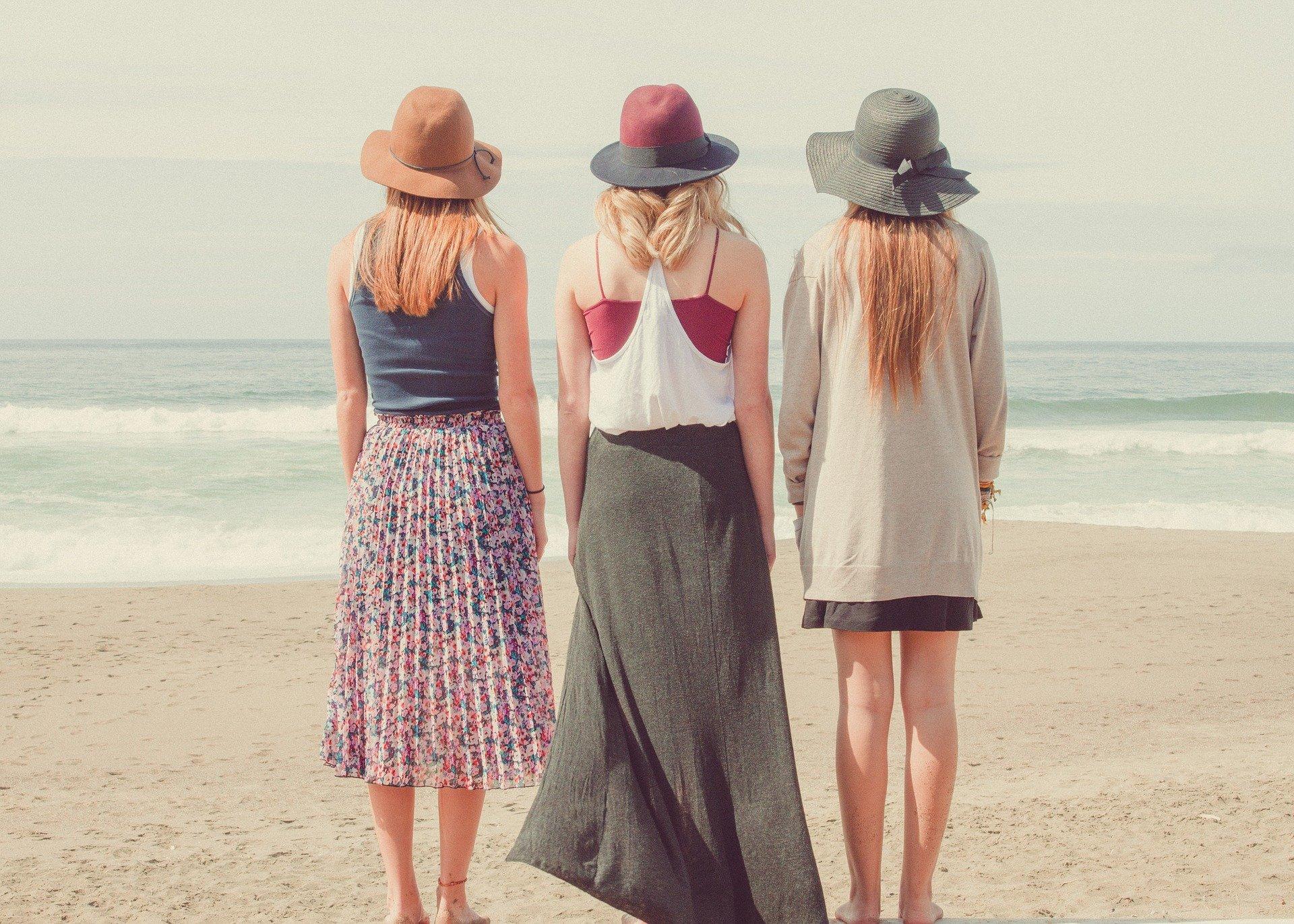 plażowe ubrania